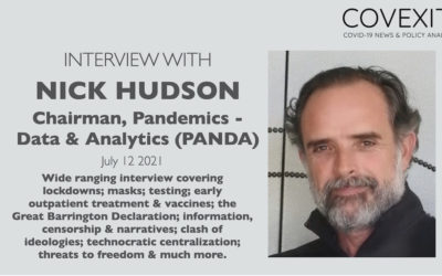 COVEXIT: Interview with Nick Hudson
