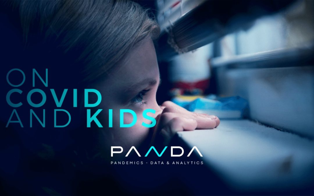 Covid & Kids – a talk by PANDA's Peter Castleden